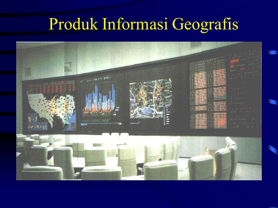 Produk Informasi Geografis