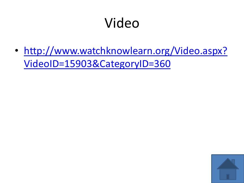 Video http://www.watchknowlearn.org/Video.aspx.