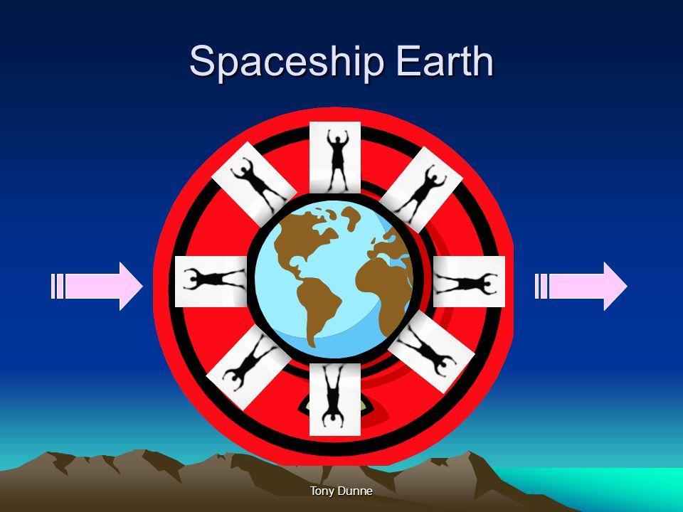 Spaceship Earth Tony Dunne