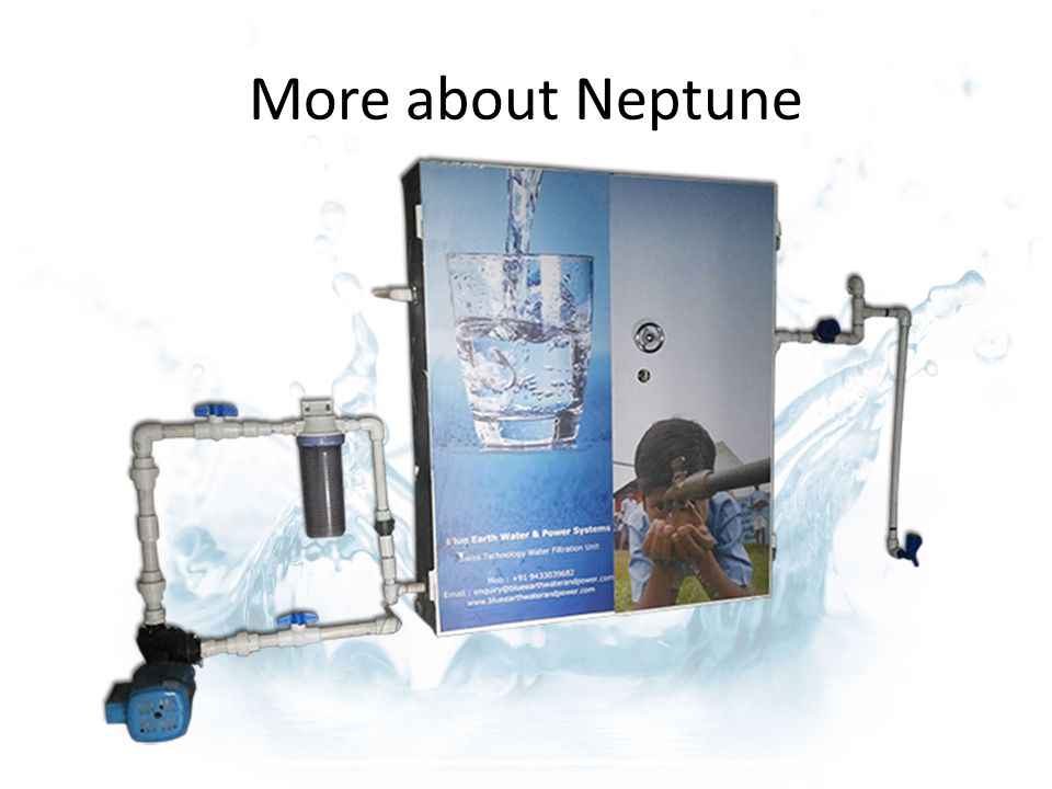 More about Neptune