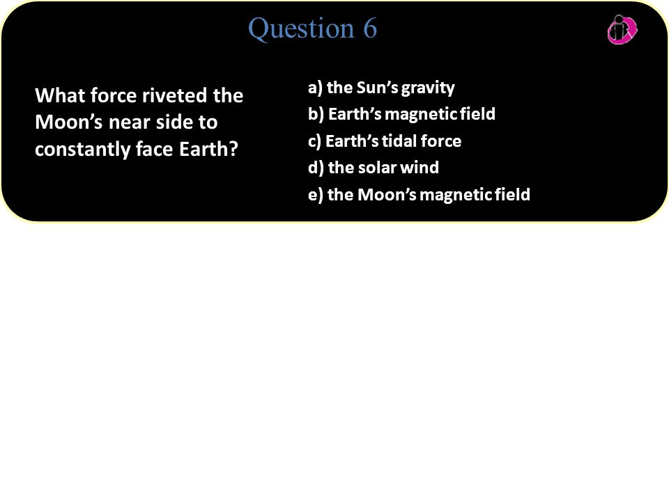The region around Earth where the magnetic field traps charged particles is the Question 4 a) ozone layer.