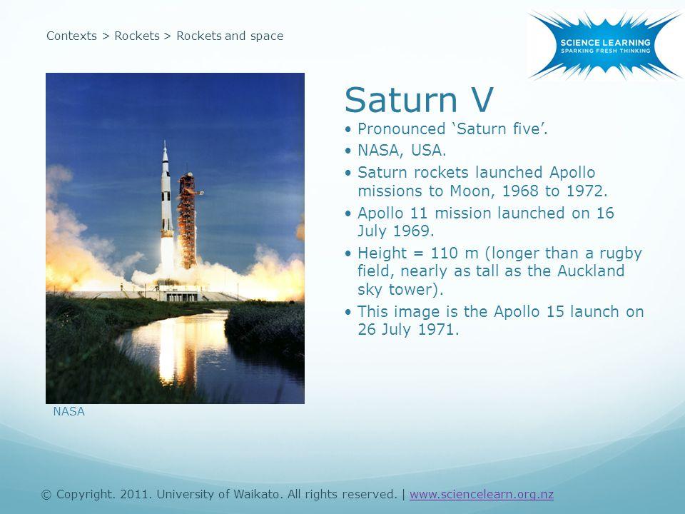 Contexts > Rockets > Rockets and space Titan Centaur NASA, USA.
