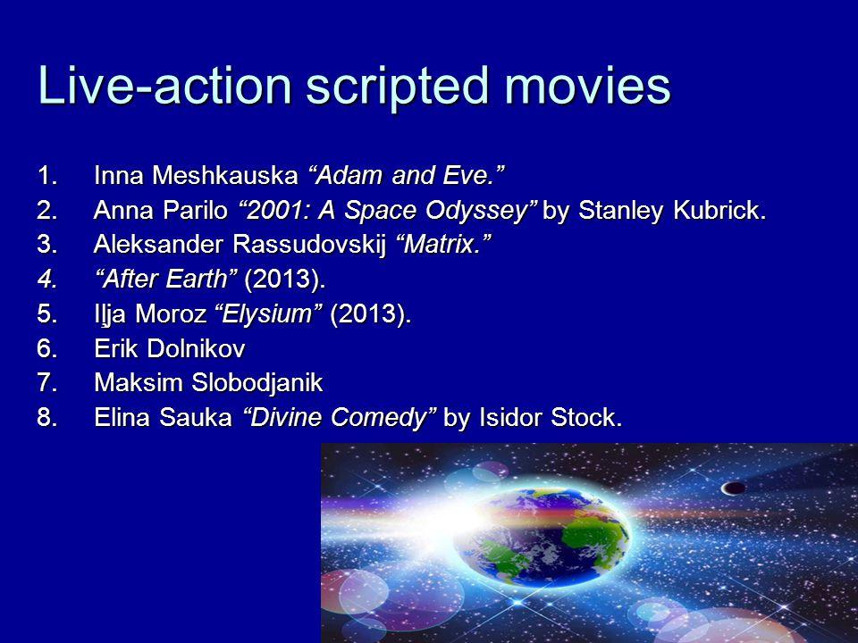 14. Katerina Osinovec. Wonders of the Universe. 15.