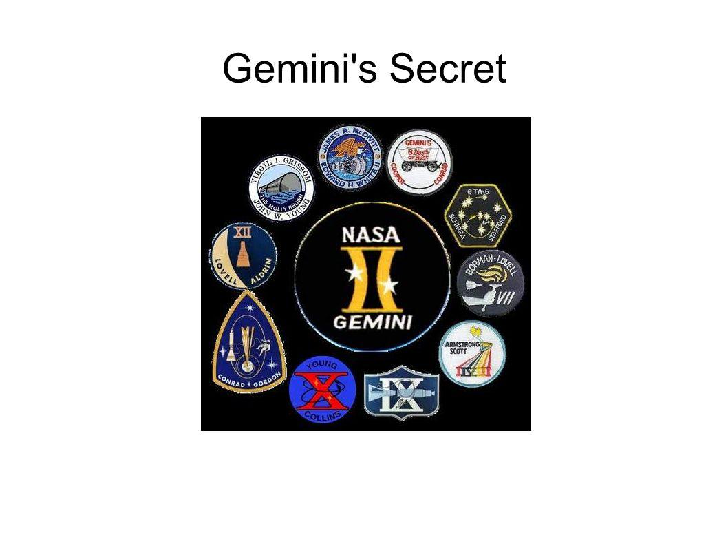 Gemini s Secret