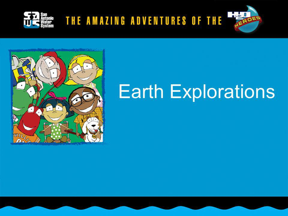 Earth Explorations