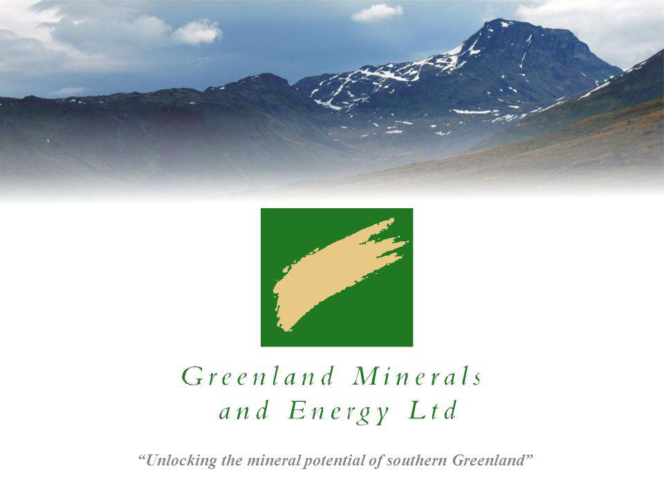 1 Overview ASX-listed exploration and development company Focused on southern Greenland Acquired the Kvanefjeld multi-element deposit in mid-2007 Implemented aggressive exploration and development drill programs to build a world class multi-element resource