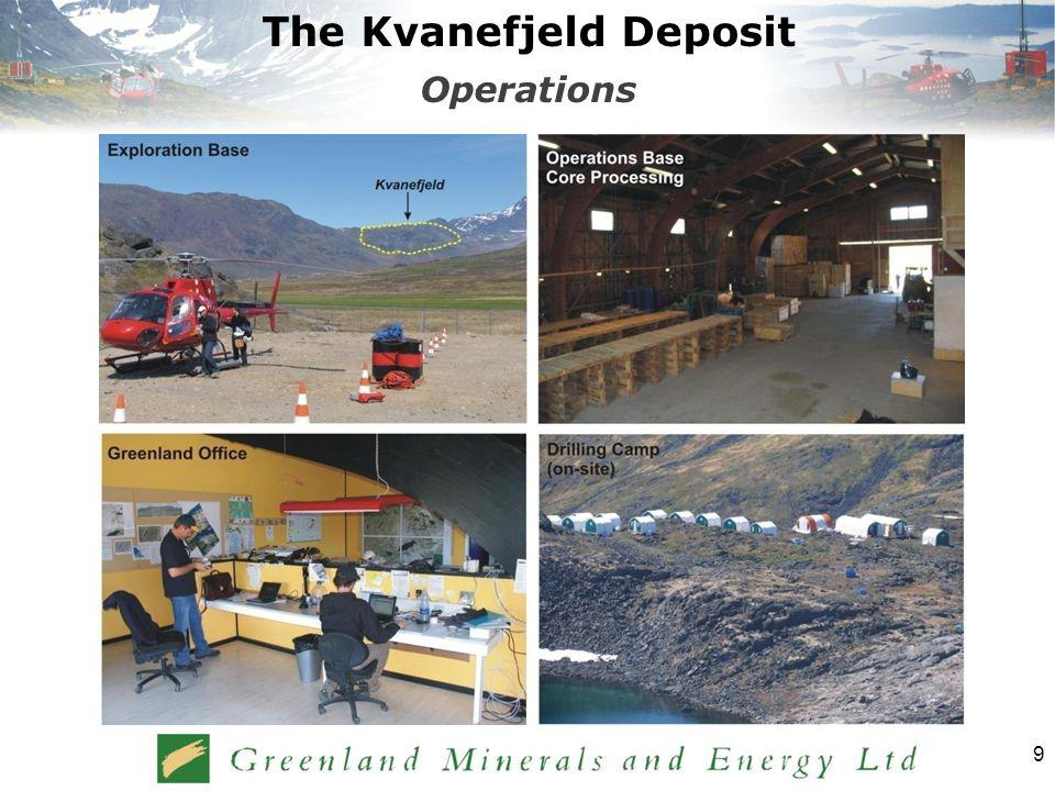 10 Project Ownership Currently ownership of Kvanefjeld is structured through a Greenlandic incorporated subsidiary joint venture vehicle GGG owns 61%, increased to 90% with a 10M (AUD) payment, and to 100% through an additional 50M payment 2 Greenlandic and 2 Australian board members