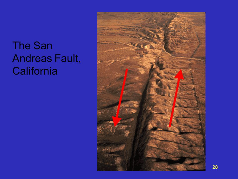The San Andreas Fault, California 28