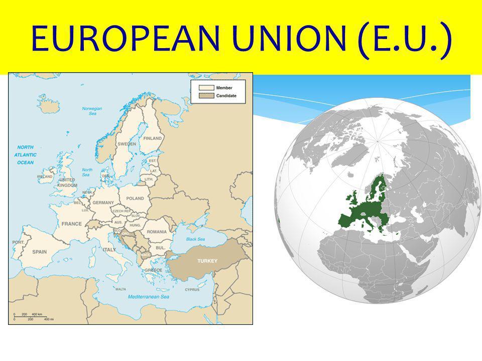 EUROPEAN UNION (E.U.)