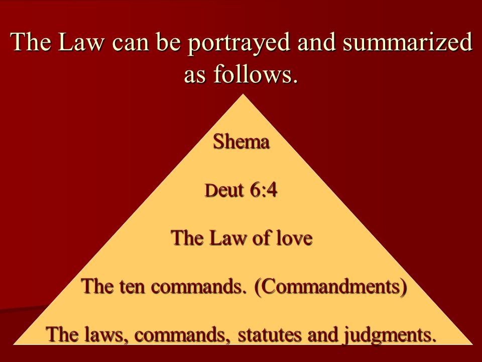 This is the first command 31 and the second, which is just like it, is: You should love your neighbour as yourself.