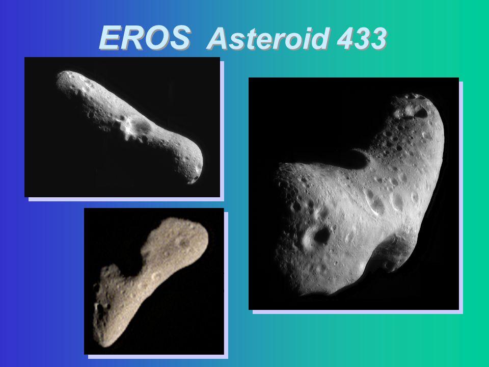 EROS Asteroid 433