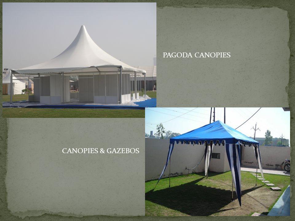 PAGODA CANOPIES CANOPIES & GAZEBOS