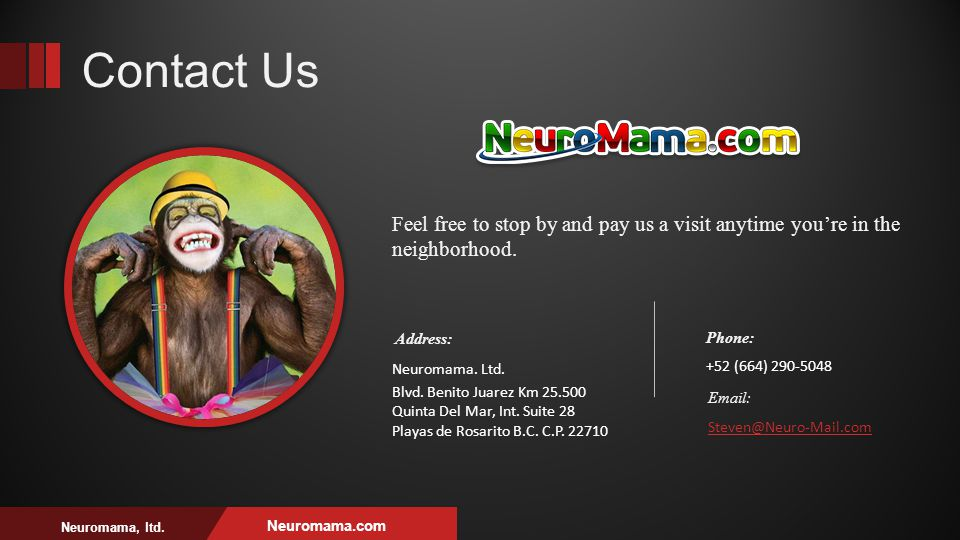 Neuromama, ltd.