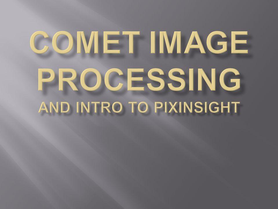  Strengths of PixInsight  ScreenTransferFunction