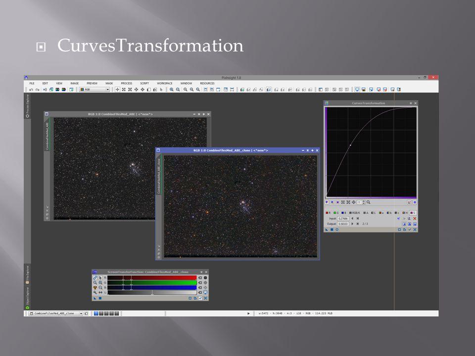  CurvesTransformation