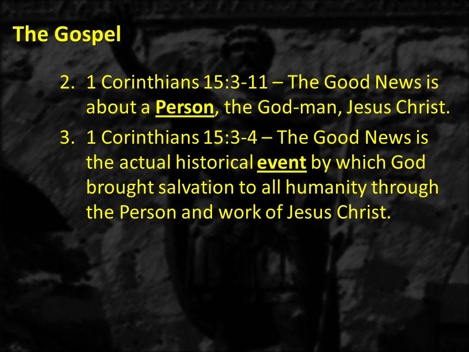 The Gospel 4.John 11:25-26 – Jesus said to her, I am the resurrection and the life; he who believes in Me will live even if he dies, and everyone who lives and believes in Me will never die.