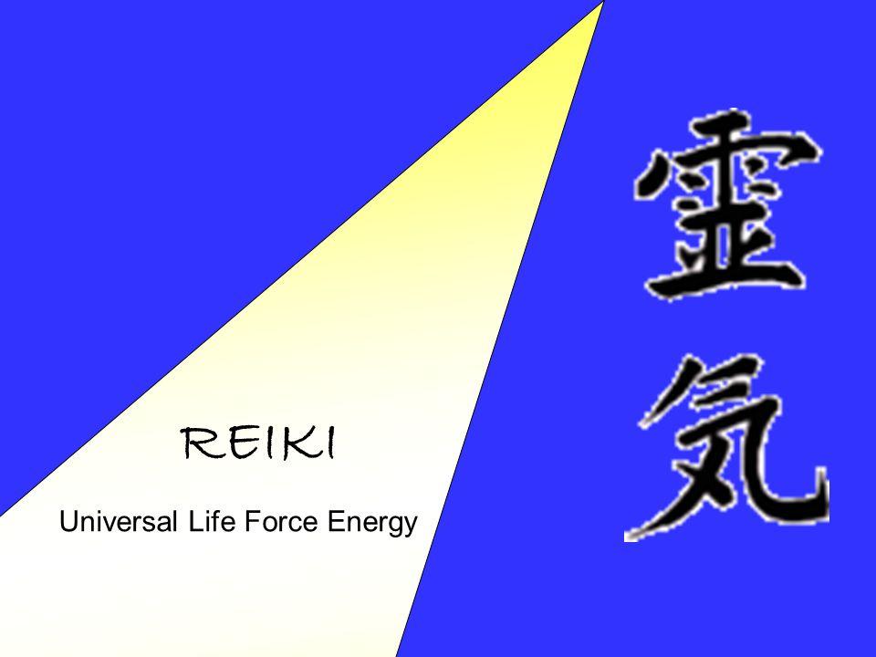 REIKI Universal Life Force Energy