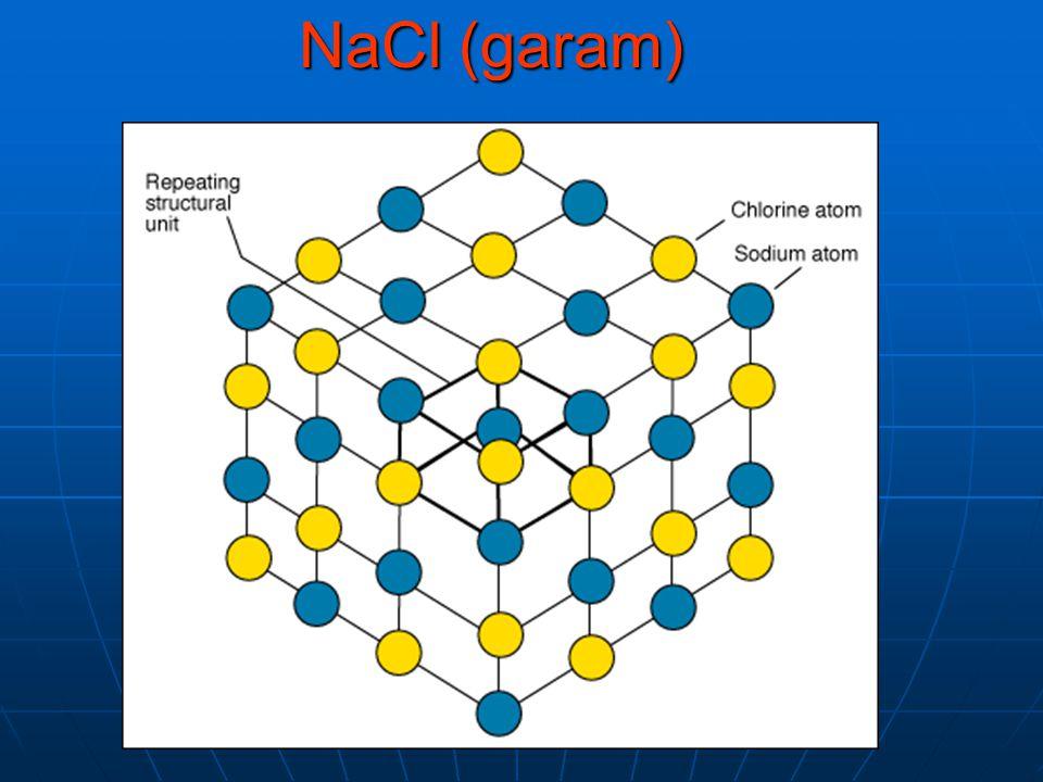 NaCl (garam)