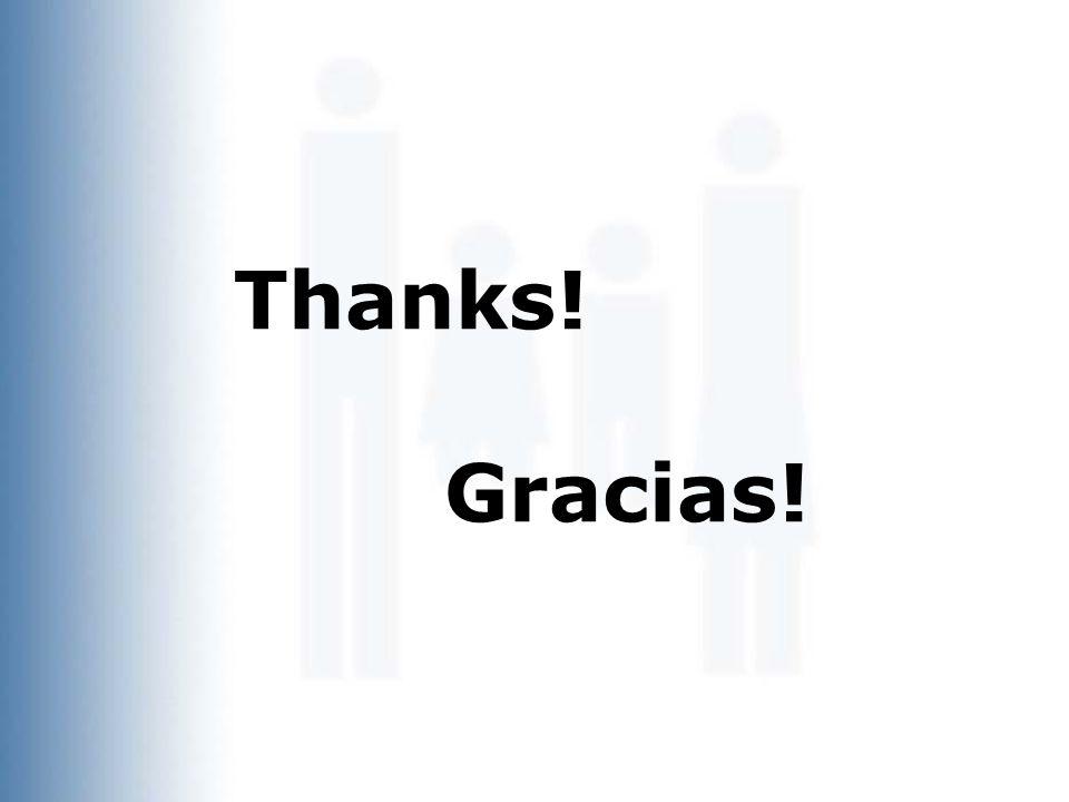 Thanks! Gracias!