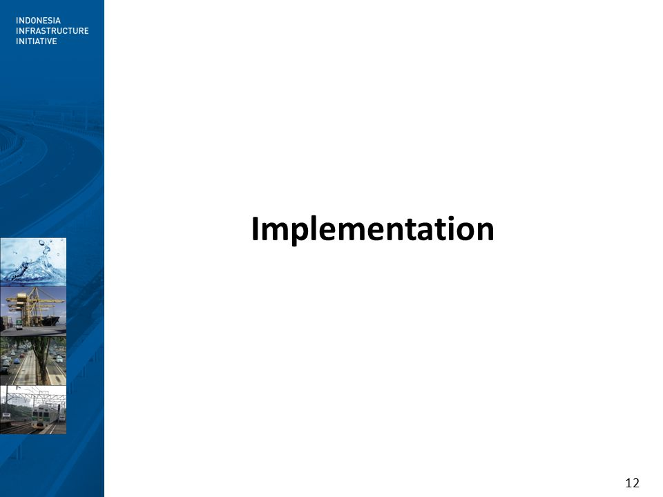 12 Implementation
