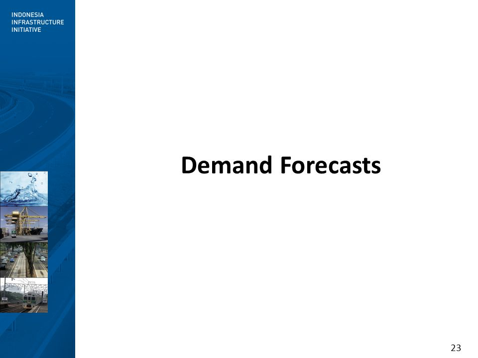 23 Demand Forecasts
