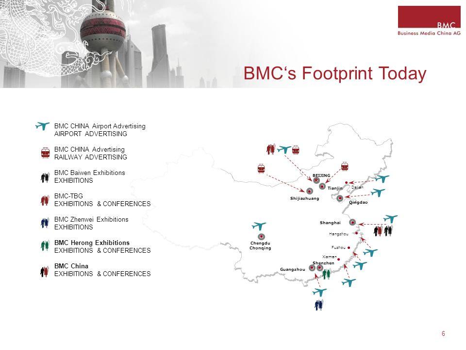 7 BMC AG Structure