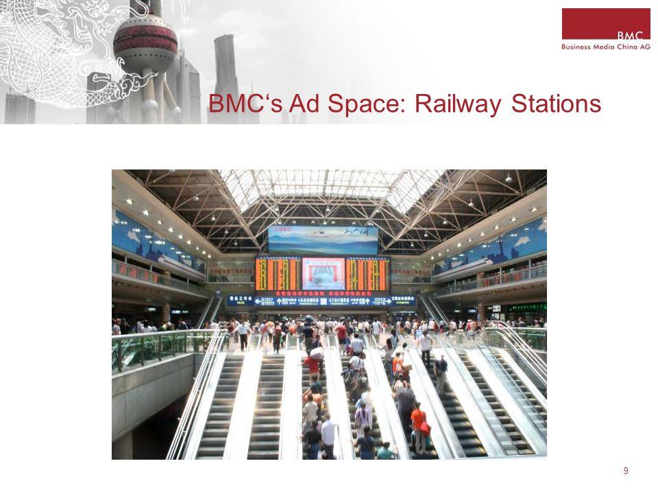 Ready for take off BMC s revenue trend over the years 0 10 20 30 40 50 60 70 80 90 100 110 2004200520062007E2008E2009E2010E (in EUR mn.) Source: BMC Estimates