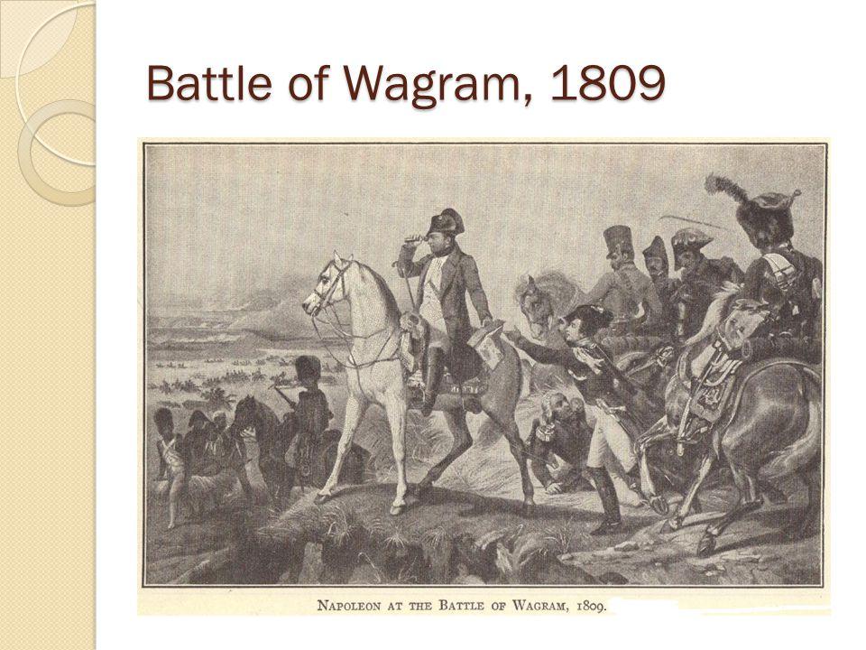 Battle of Wagram, 1809