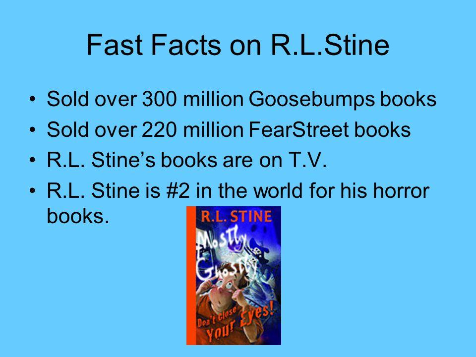 R.L.Stine's Life R.L.