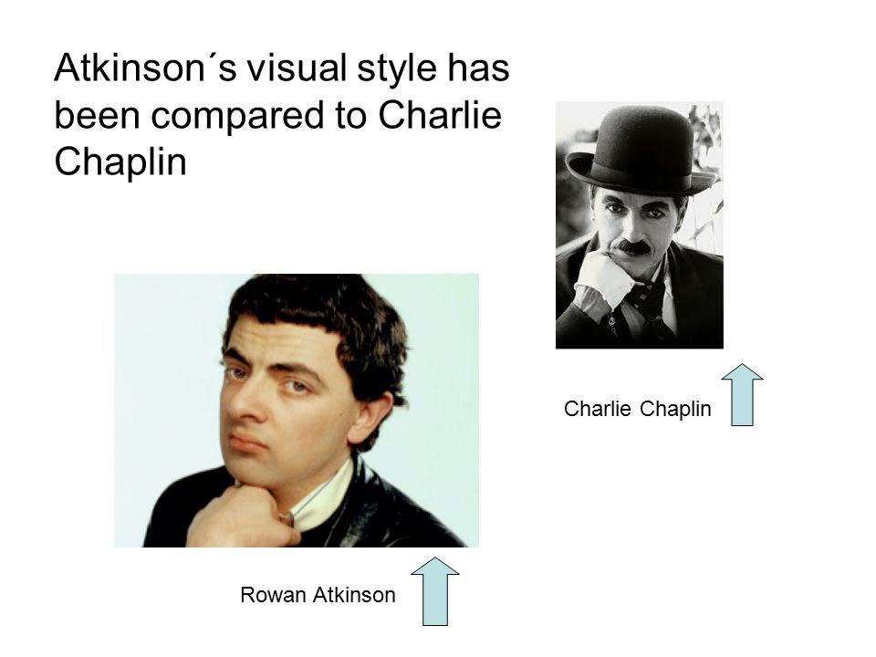 His famous part was 'Mr Bean'.