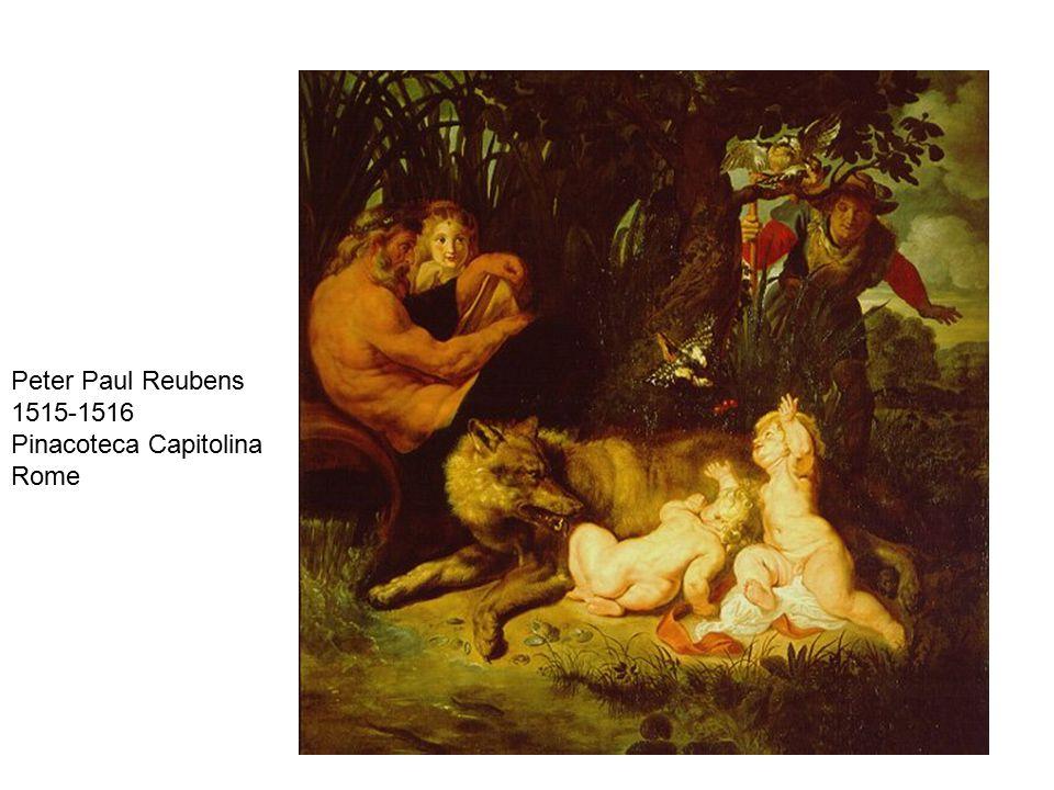 Pe Peter Paul Reubens 1515-1516 Pinacoteca Capitolina Rome