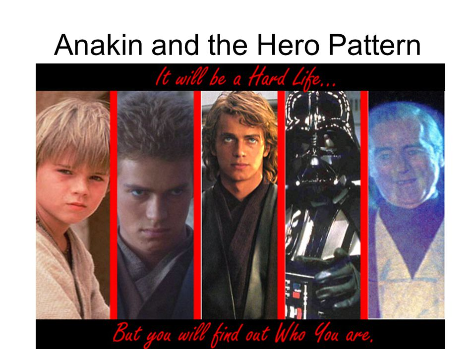 Anakin and the Hero Pattern