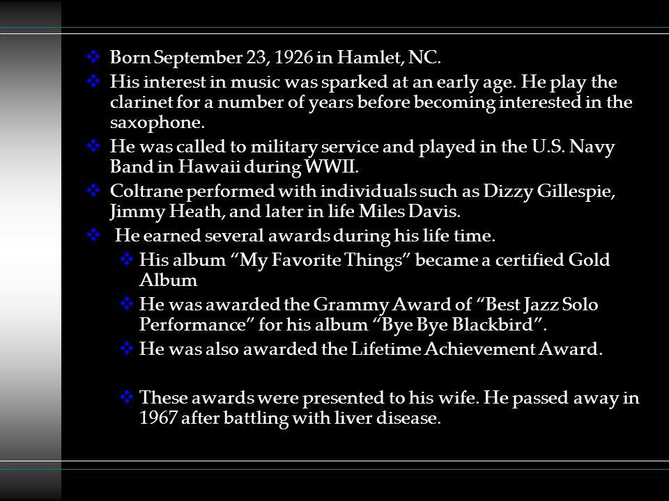 Born April 29, 1899 in Washington, D.C.