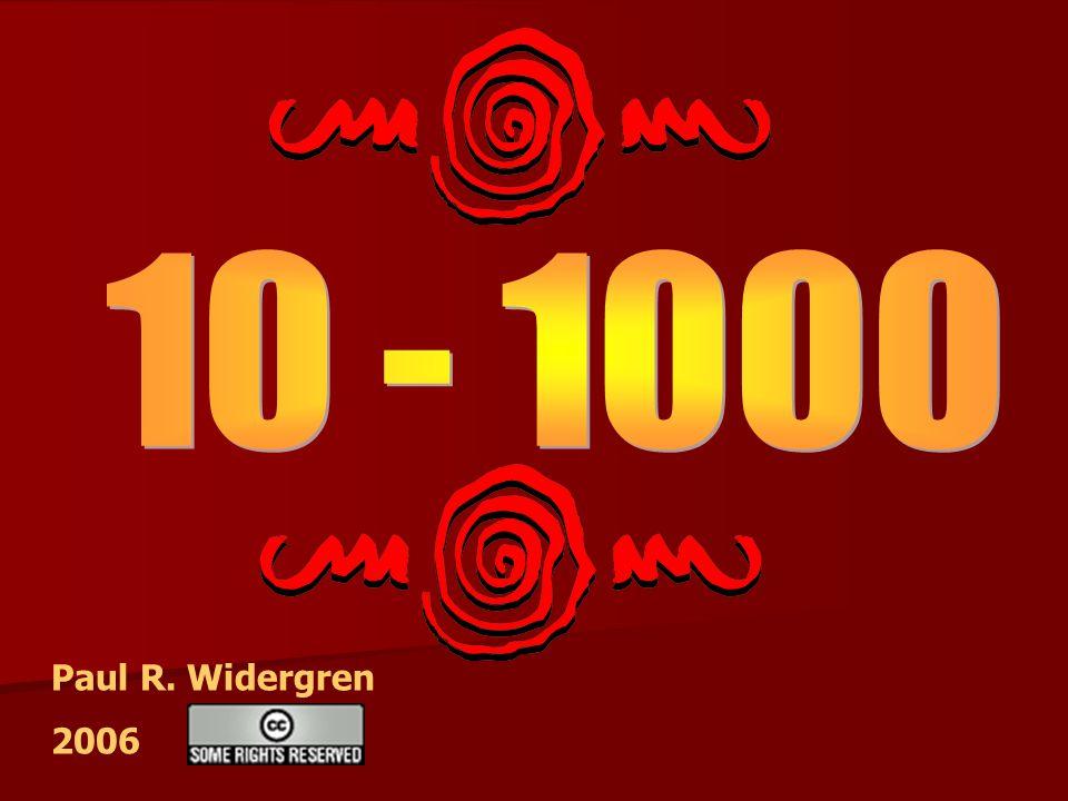 Paul R. Widergren 2006