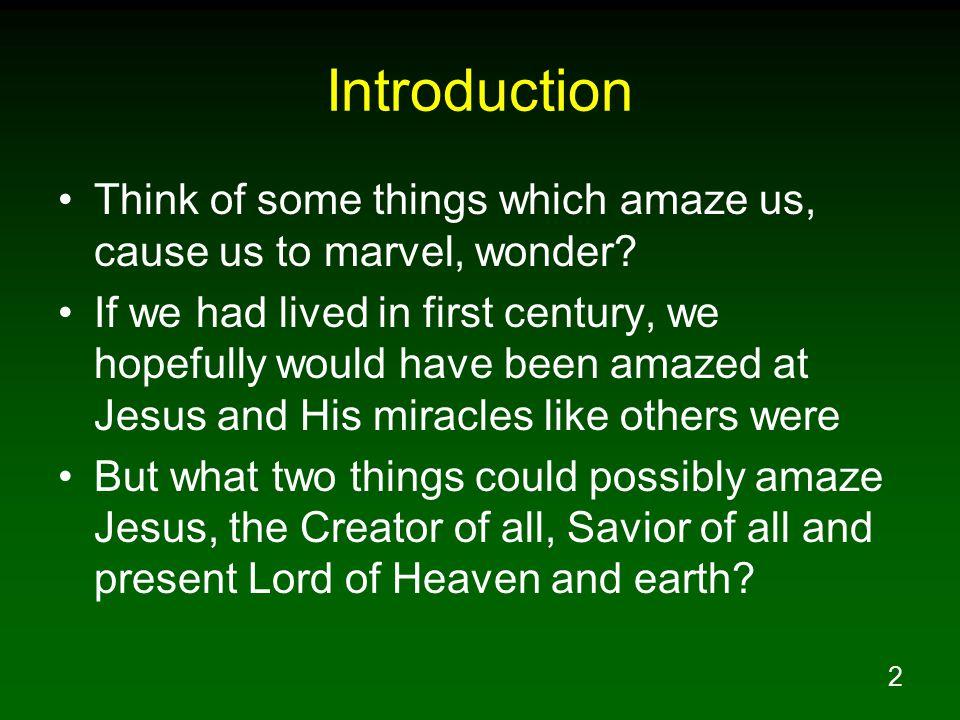 23 Do We Have A Joyous Obedient Faith.