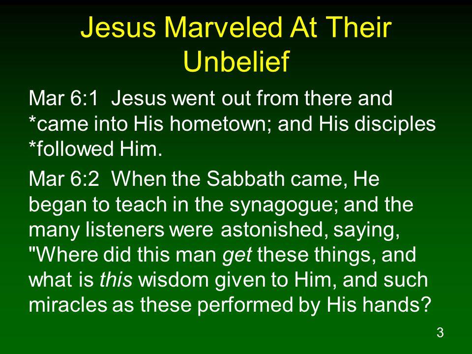 24 Do We Have A Joyous Obedient Faith.