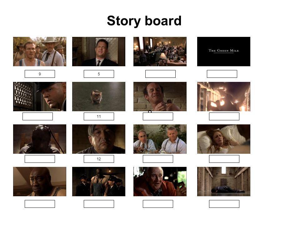 Story board 9 95 11 12