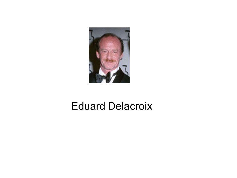 Eduard Delacroix