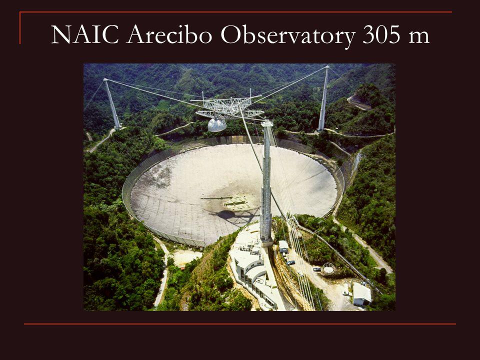 NAIC Arecibo Observatory 305 m