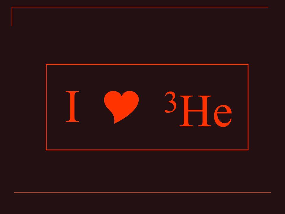  I 3 He