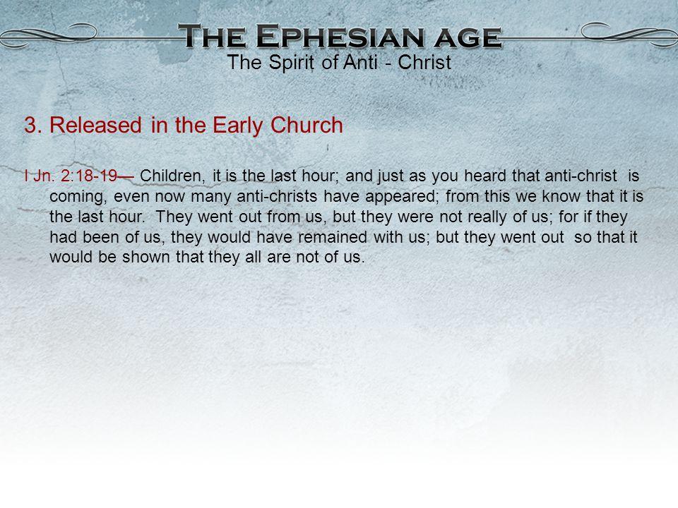 1.Their Admonition: Love for the true Apostolic and disdain for the false.