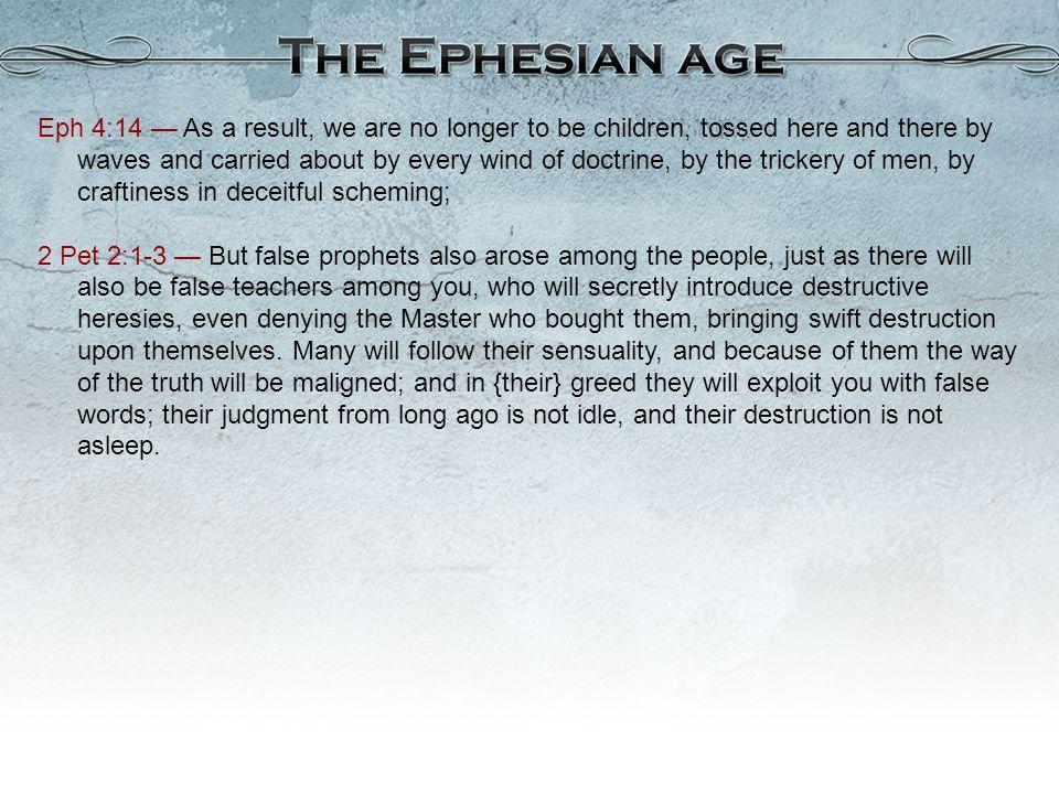 2.Their Rebuke: Loss of their first-love.
