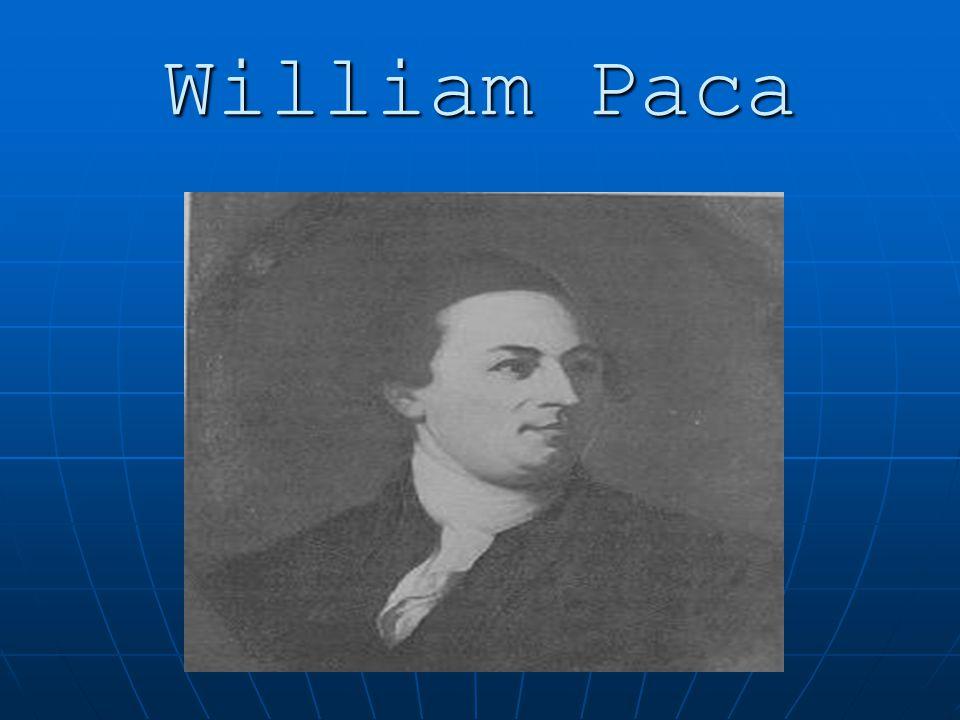 Born October 31, 1740 Born October 31, 1740 Went to Philadelphia College.