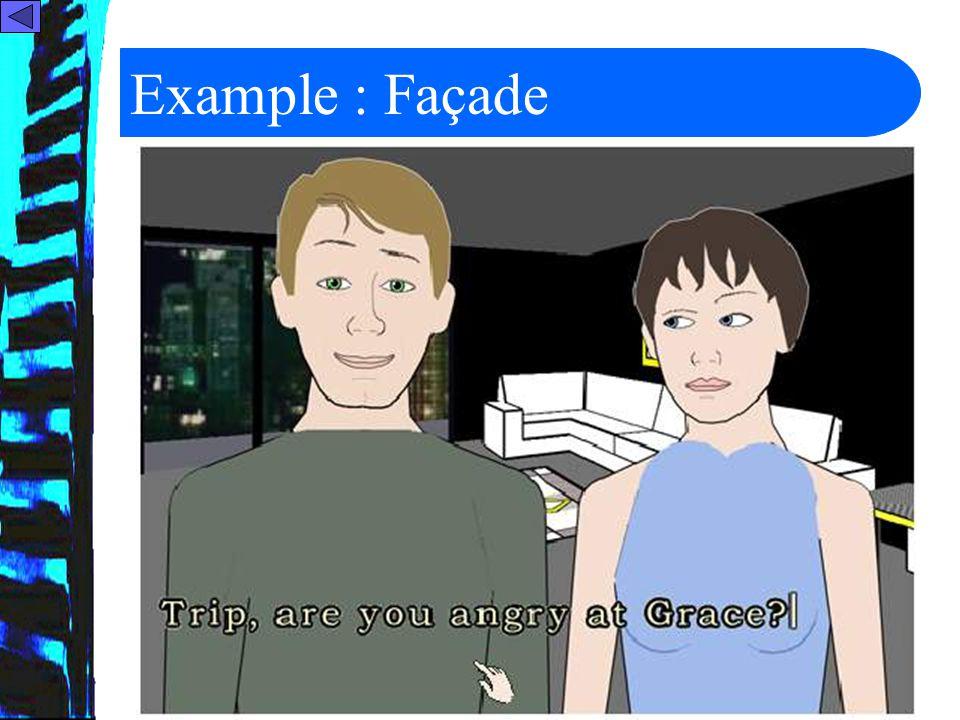 15 Example : Façade