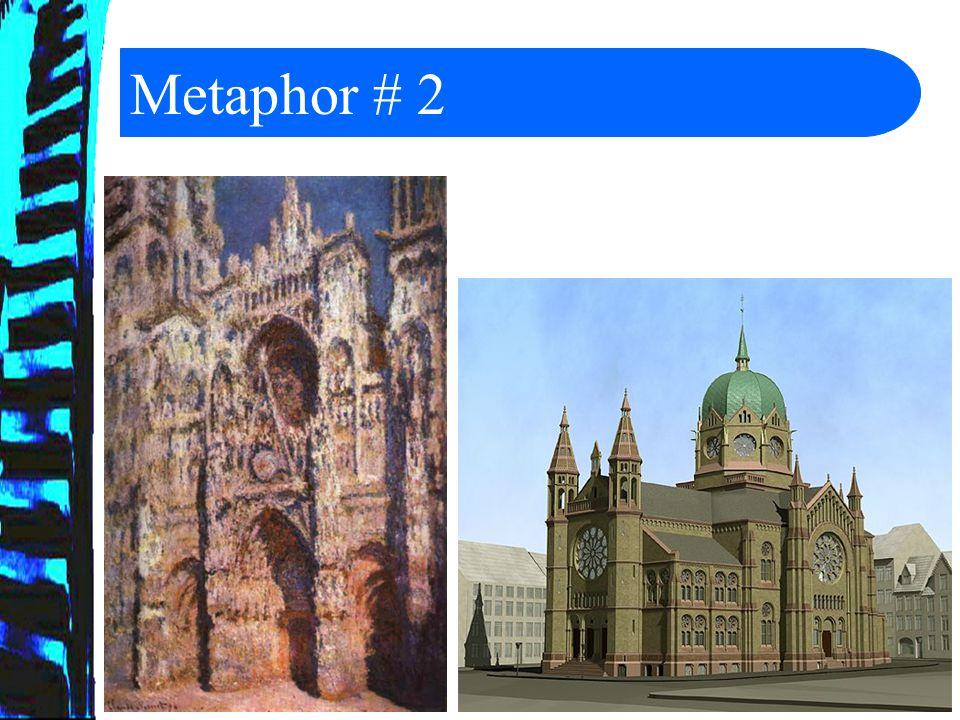 18 Metaphor # 2