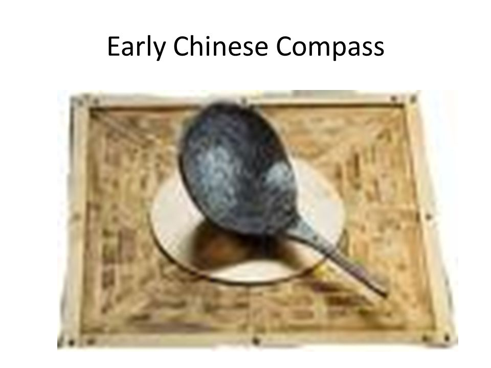 Early Chinese Compass