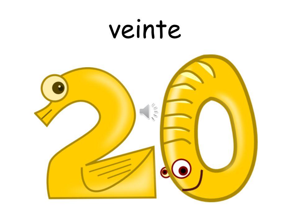 diecinueve