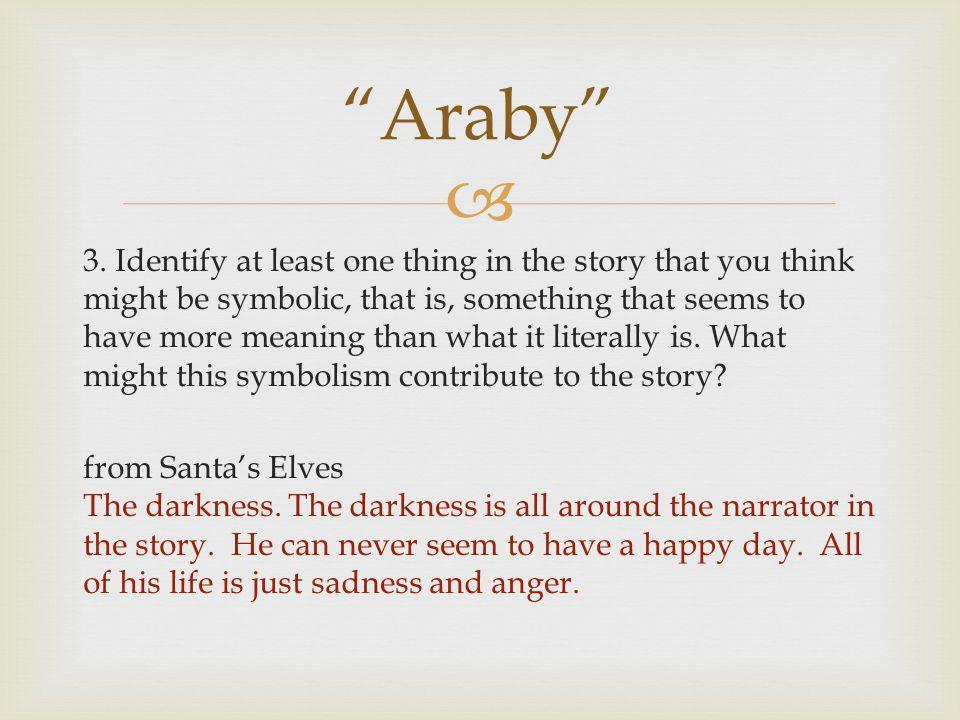 writing style of james joyce in araby