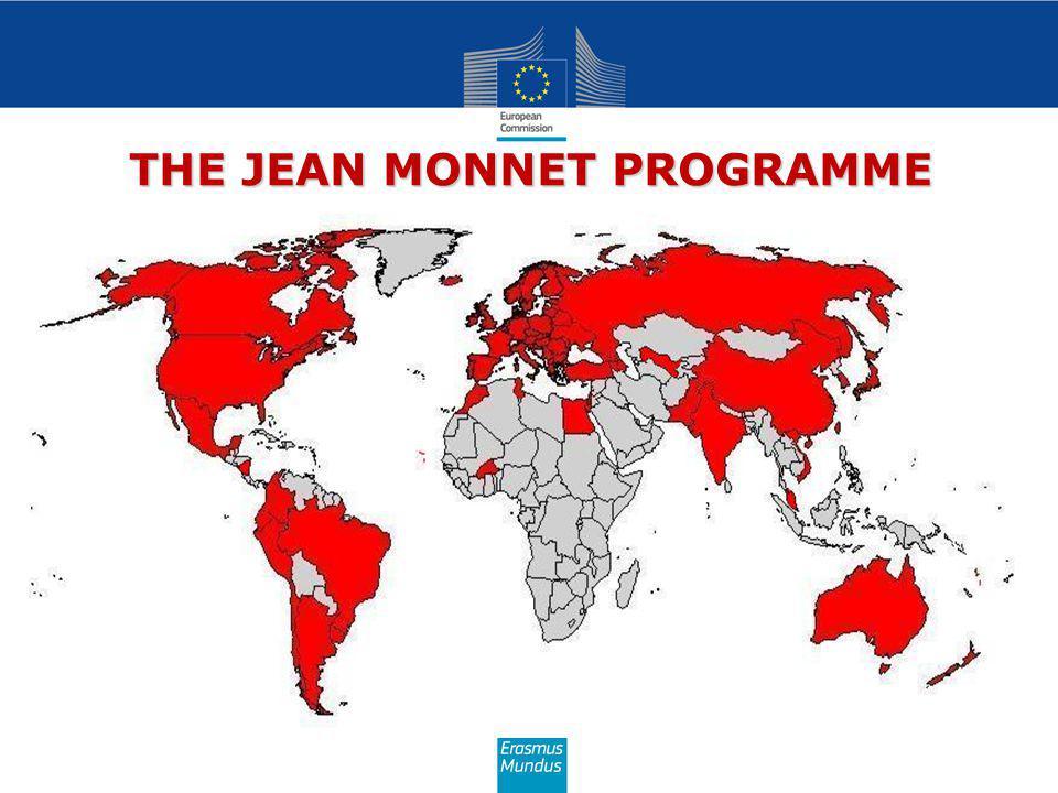 THE JEAN MONNET PROGRAMME