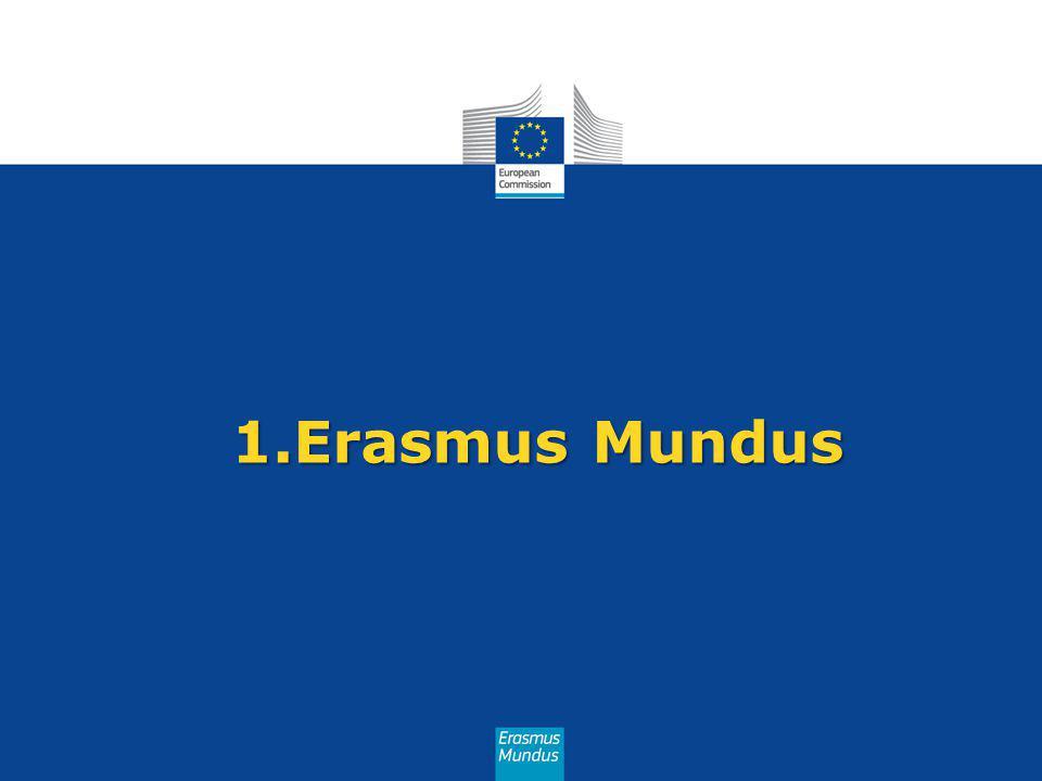 1.Erasmus Mundus